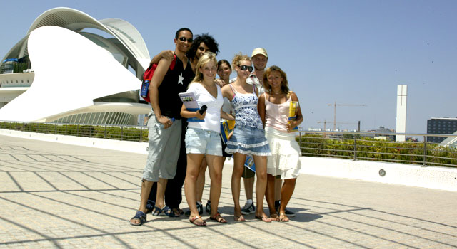 travel abroad students