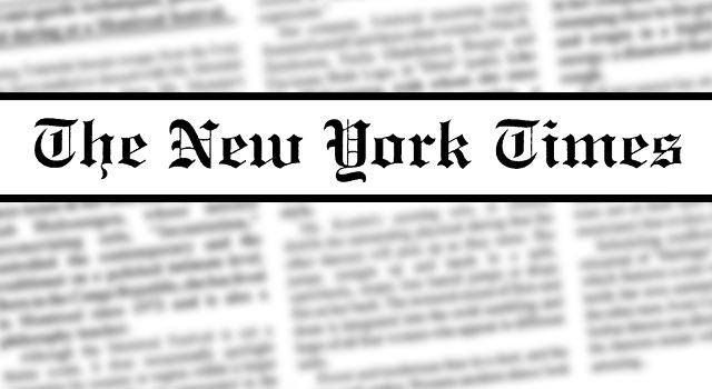 Amerispan recommended in The New York Times