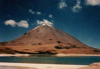 Sucre_volcano