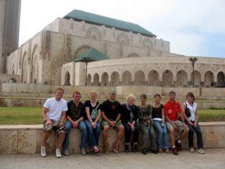 Rabat_students_group